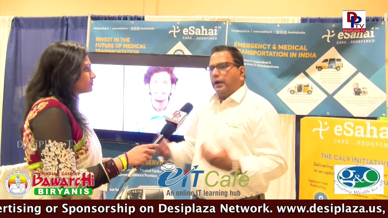 eSahai CEO Hari Bhardwaj Speaking @ NATS Conference - Chicago