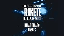 Live für Nürnberg // Die Rakete // Yabcek