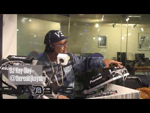 Dj Kayslay Interviews Raekwon the Chef at Shade45  SiriusXM