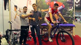 Настройка посадки Body Geometry Fit от Димы Петрова. Bike expo 2015.(http://dimapetrov.com/ https://www.youtube.com/channel/UCvE02VyCJxoahK1nqgw0oBg., 2015-03-19T16:03:08.000Z)