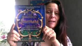 📕 Mes livres sur le Lenormand (cartomancie)