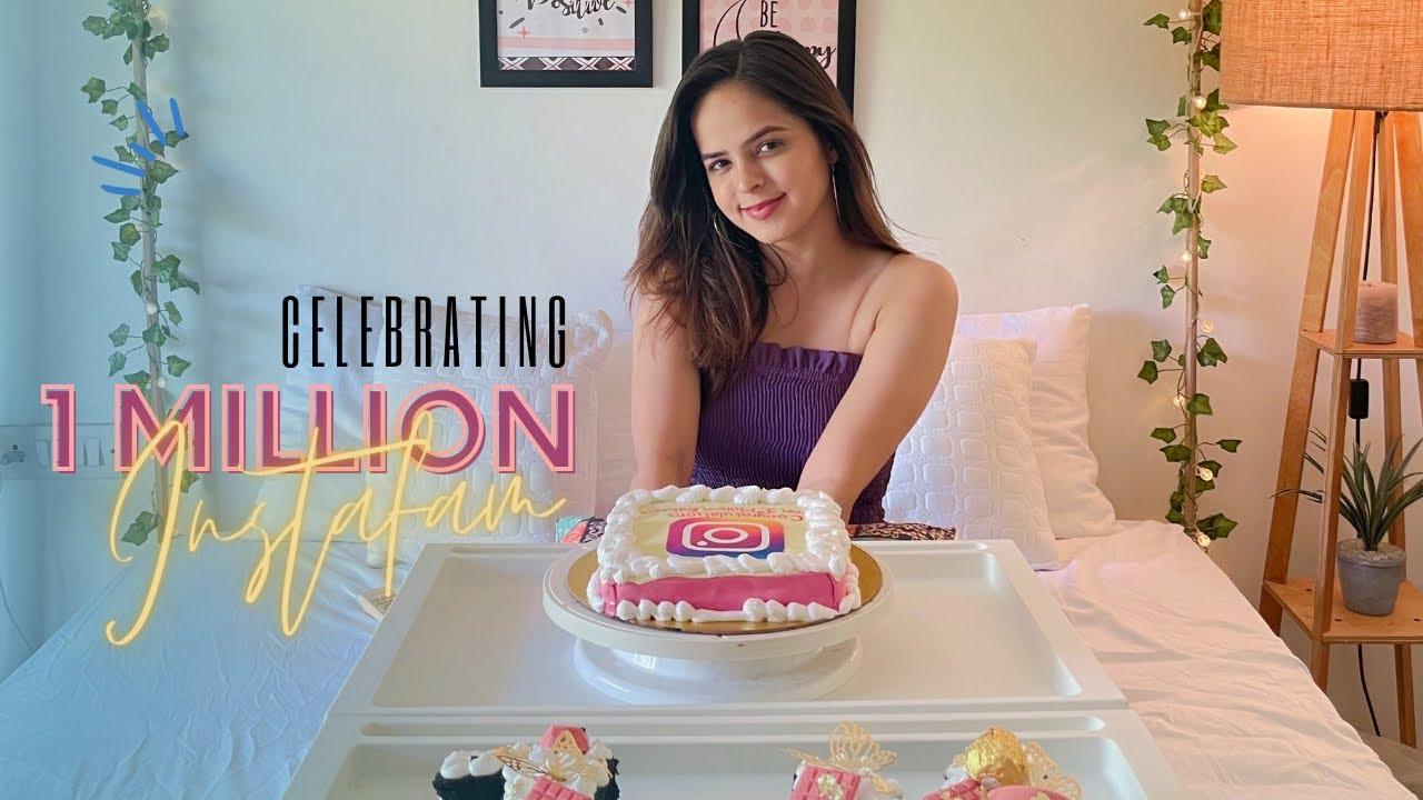 Celebrating Our One Million Family On Instagram | Palak Sindhwani