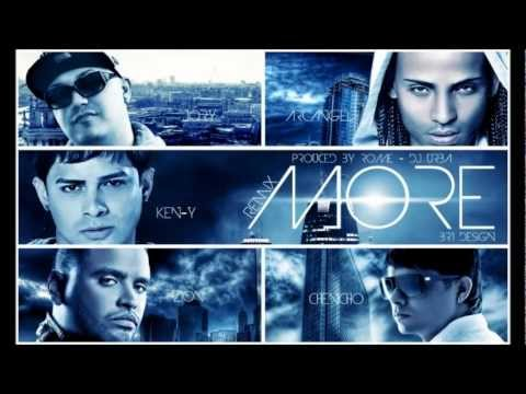 La Formula (More remix official)  Jory...