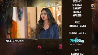 Fitrat - Episode 24 Teaser - 25th November 2020 - HAR PAL GEO