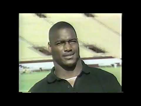 Derrick Brooks: Football is 95% mental