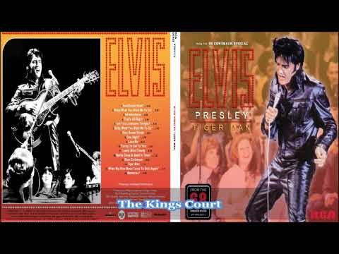 Elvis Presley - Tiger Man - Full Album