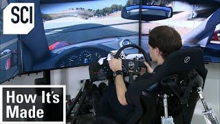 How It's Made: Race Car Simulators