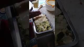 Budín de Zapallo Italiano - receta económica y práctica.