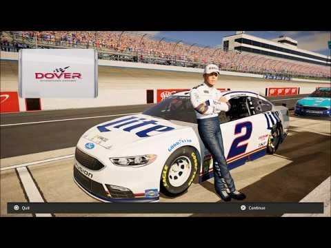 NASCAR Heat 2 - Brad Keselowski @ Dover (MENCS) |