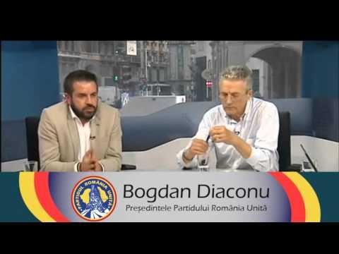 Bogdan Diaconu - Președintele PRU @ Evenimentul zilei 6.04.2016 III