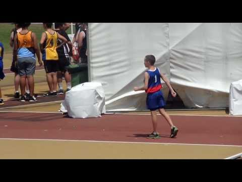 2013 PSSA 10 boys high jump