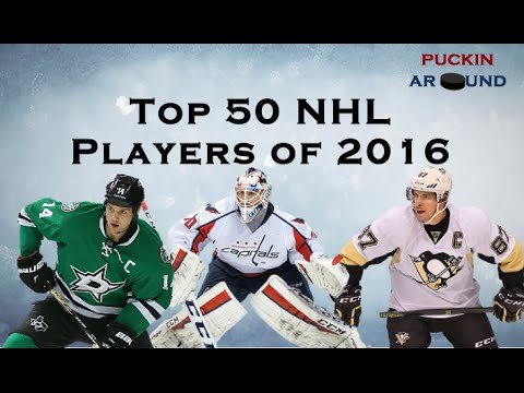 Top 50 NHL Players of 2016