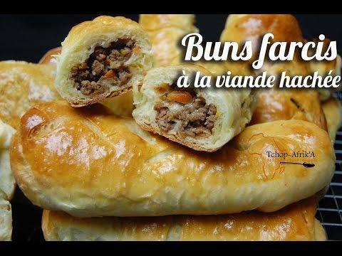 recette-buns-farcis-viande-hachée-et-mozzarella