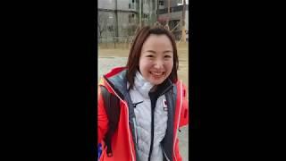후지사와 사츠키 & 요시다 유리카 의 한국말 藤澤五月 検索動画 11