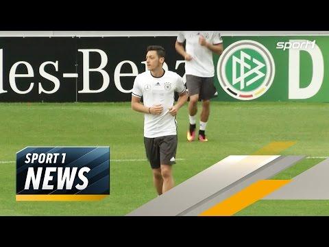 Özil bei Fenerbahce im Gespräch   SPORT1 - Der Tag