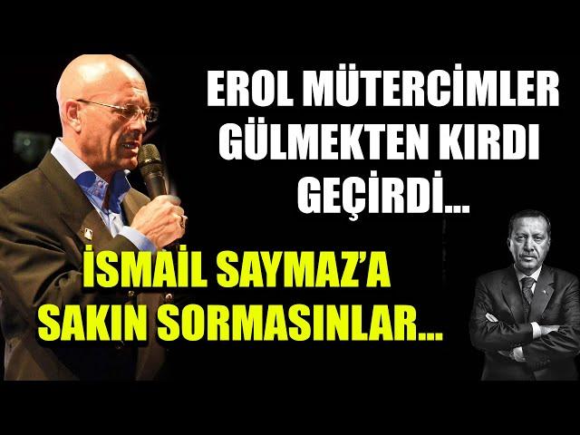FETÖ'nün siyasi ayağı hakkında açıklama yapan Erol Mütercimler gülmekten kırdı geçirdi: İsmail Saymaz'a sakın sormasınlar...