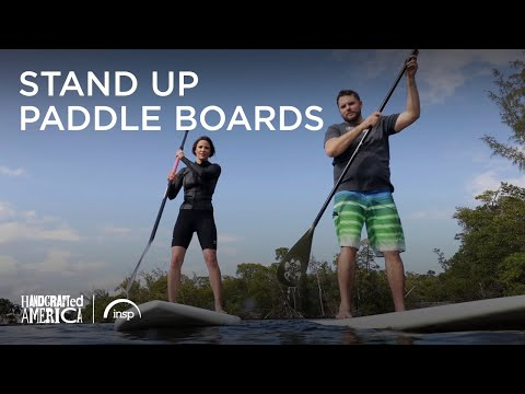 Stand Up Paddle Boards | Handcrafted America