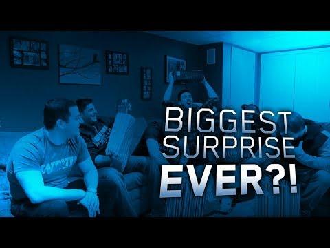 BIGGEST SURPRISE EVER?! $2,000