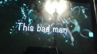 I do mangle song karaoke
