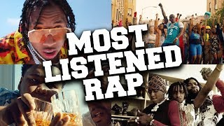 Download Top 100 Most Listened Rap Songs in December 2019 Mp3 and Videos