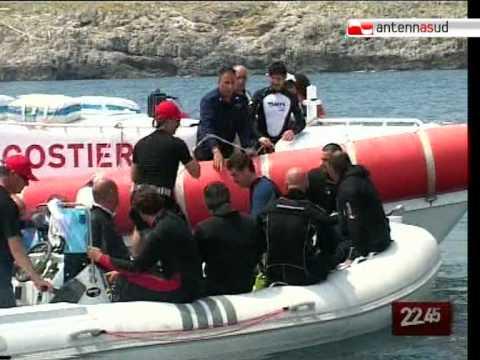 TG 28.05.10 Ad Otranto matrimoni sott'acqua
