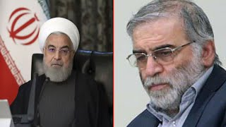 Iran's top nuclear scientist Mohsen Fakhrizadeh assassinated, Rouhani blames Israel
