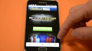 видео скачать william hill на андроид