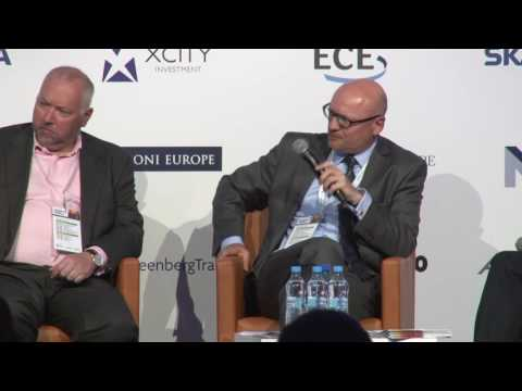 CEE Summit Panel discussion: How will currrent trends affect the CEE region?
