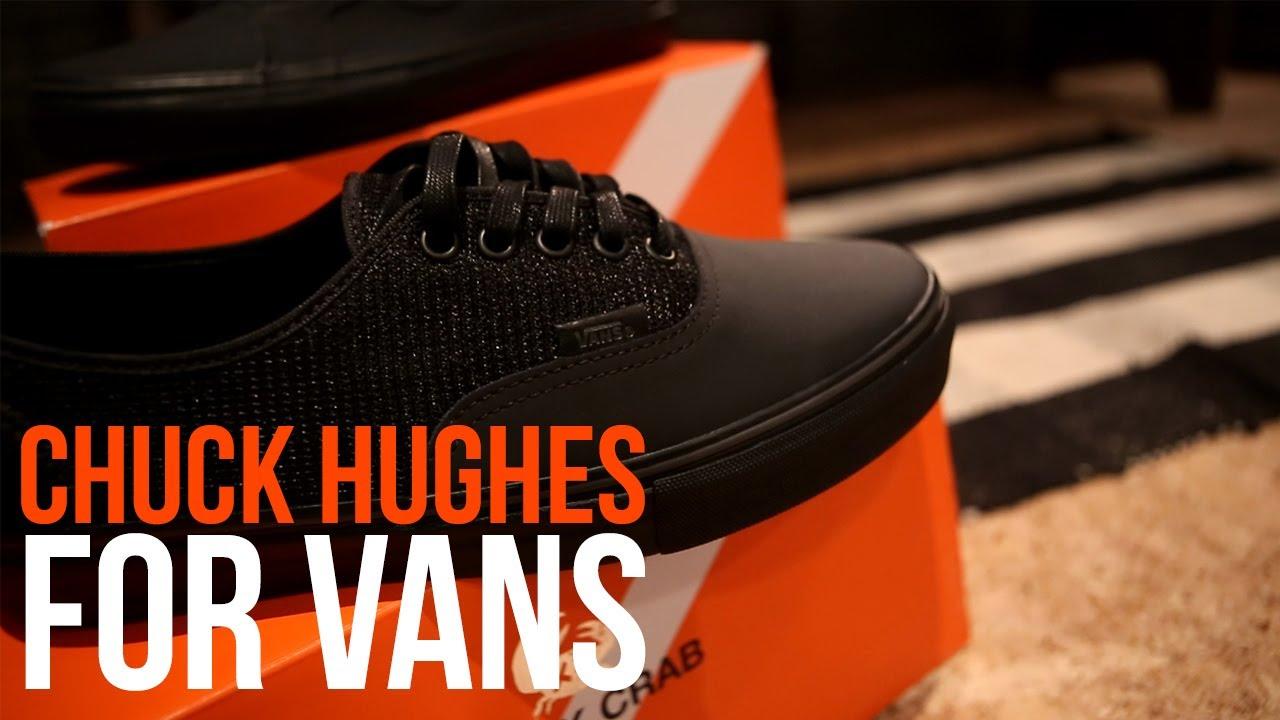 163fb6fd0d Chuck Hughes For Vans - YouTube