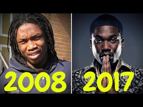 The Evolution of Meek Mill  (2008 - 2017)