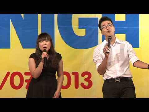 Let The Music Heal Your Soul | Gala Night 2013 - Trung Tâm ACET