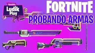 WEAPONS AND MISSIONS OF THE NEW EVENT ? FORTNITE SAVE THE WORLD ENGLISH GAMEPLAY