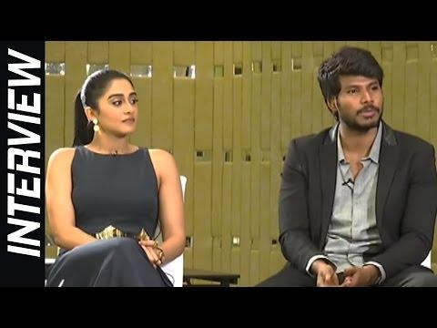 Sundeep Kishan and Regina Cassandra interview about Nagaram | TFPC