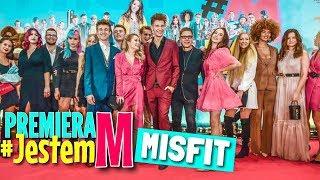PREMIERA #JestemM MISFIT z filmową OLĄ!  | VLOG