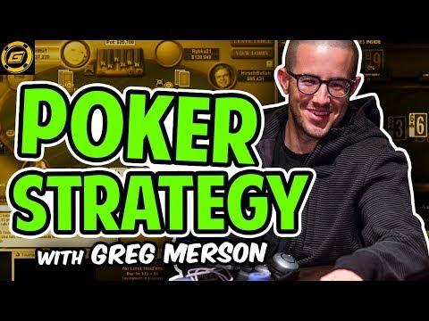 Poker Tournament Strategy Session ft. Greg Merson - WSOP 2012 Main Event Champion!!!
