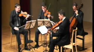Mozart, Quartet K.421 in D Minor - 1. Allegro moderato