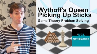 Wythoff's Queen Picking Up Sticks | Game Theory 2 - Problem Solving