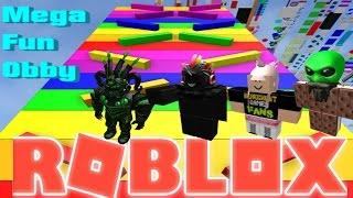 The FGN Crew Plays: ROBLOX - MEGA Fun Obby (PC)