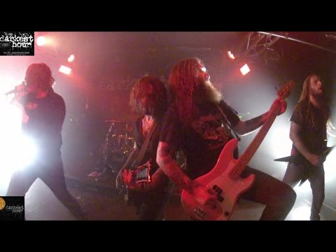 DARKEST HOUR - 20th Anniversary Tour 2015 - Full Concert in Berlin