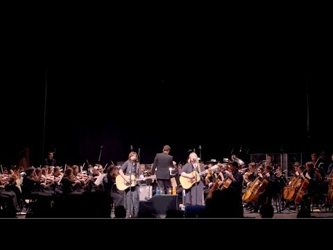 "Indigo Girls - ""Closer To Fine"" (Live W/ The University Of Colorado Symphony Orchestra)"