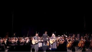 """Indigo Girls - """"Closer to Fine"""" (Live w/ The University of Colorado Symphony Orchestra)"""