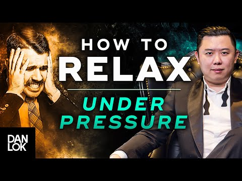 How To Stop Being Stressed Under Pressure