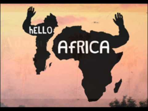 Sash & Dr Alban - Hello Africa Vs  Adelante (Ahmet Ince Remix 2014)
