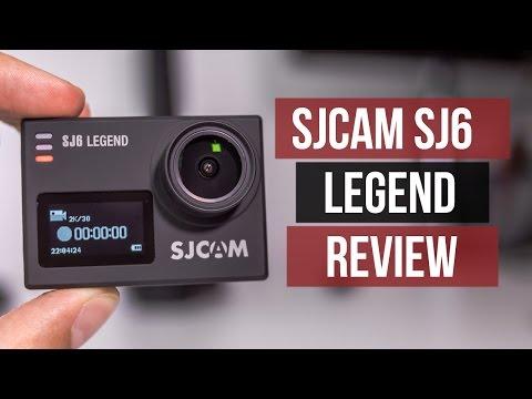 SJCAM SJ6 Legend Review | Continuation Of Improvements