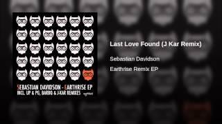 Last Love Found (J Kar Remix)