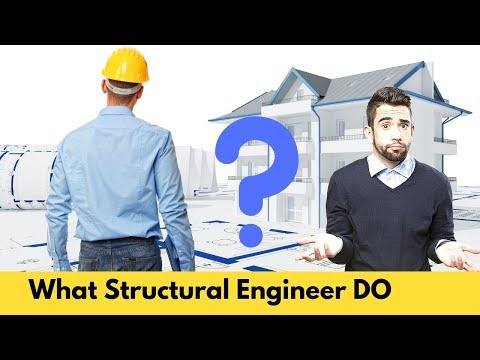 Structural Engineer - Roles and Responsibilities in Civil Engineering.