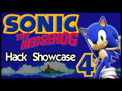 Sonic Hack Showcase - The Story of the lost Hack!