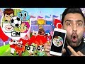 CARTOON NETWORK TOON CUP TÜRKİYE ! BEN10 ! GUMBALL !