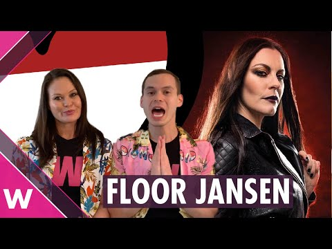 Floor Jansen of Nightwish | Eurovision 2020 for The Netherlands?