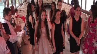 25 05 2018 Ülkü Ortaokulu 8 A Mezuniyet Töreni Part 4